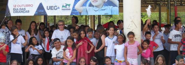 Dia das Crianças na Escola João Leopoldo Jacomel